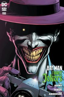 Batman Three Jokers #3 Cover E