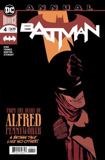 Batman Annual #4 (Rebirth)