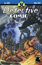 Detective Comics #1000 1930's by Steve Rude