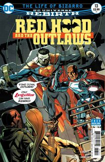 Red Hood And The Outlaws #13 (Rebirth)
