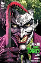 Batman Three Jokers #1 Cover A