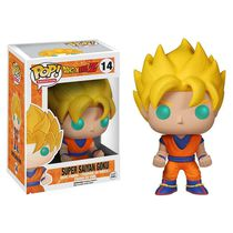 Фигурка Funko POP! Dragon Ball Z - Супер Сайян Гоку (Super Saiyan Goku)
