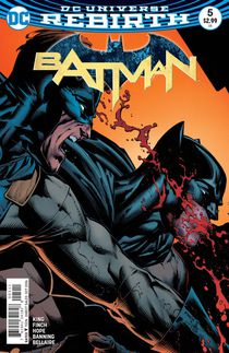Batman #5 (Rebirth)