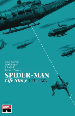 Spider-Man Life Story #1 The 60's