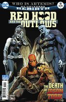 Red Hood And The Outlaws #10 (Rebirth)