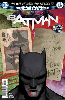 Batman #25A (Rebirth)