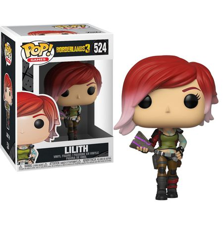 Фигурка Funko POP! Borderlands 3 - Лилит (Borderlands 3 - Lilith)