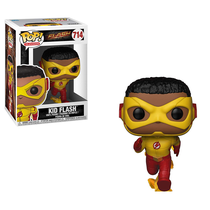 Фигурка Funko POP! Кид Флэш (The Flash - Kid Flash)