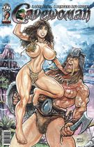 Cavewoman: A Barbarian, A Princess and Meriem #1