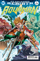 Aquaman #7 (Rebirth)