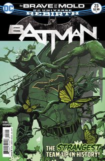 Batman #23A (Rebirth)