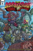 Bebop & Rocksteady Destroy Everything #2