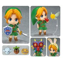Фигурка Линк (The Legend of Zelda: Link: Majora's Mask 3D Ver. Nendoroid)