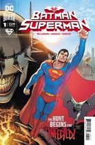 Batman/Superman #1B