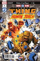 Marvel Two-In-One: The Thing and The Human Torch #1