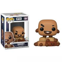Фигурка Funko POP! BT21 - Шуки (BT21 - Shooky)
