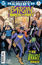 Batgirl and the Birds of Prey #5 (Rebirth)
