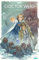 Doctor Who #1A