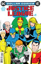 Dollar Comics. Justice League #1 (репринт 1987)