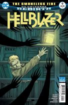 Hellblazer #9 (Rebirth)