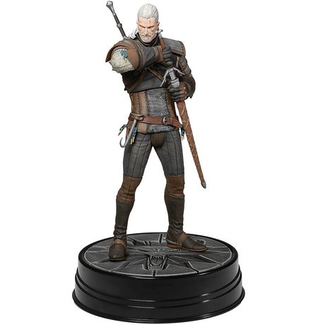 Фигурка Ведьмак - Геральт Каменные Сердца (Witcher Geralt Hearts Of Stone) 20 см изображение 2