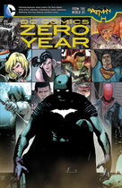 DC Comics: Zero Year TPB