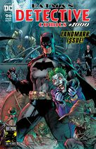 Detective Comics #1000 by Jim Lee