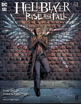 Hellblazer Rise And Fall #1 Cover A (состояние VF-FN)
