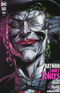 Batman Three Jokers #2 Cover E