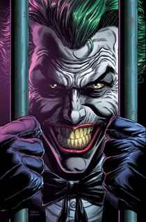 Batman Three Jokers #2 Cover F
