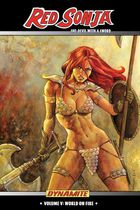 Red Sonja. Vol.5 She-Devil With a Sword TPB