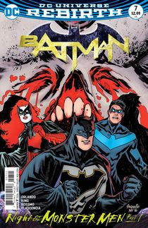 Batman #7 (Rebirth)