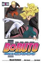 Boruto: Naruto Next Generations Vol. 8