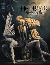 Hellblazer Rise And Fall #1 Cover B