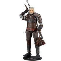 Фигурка Ведьмак - Геральт (The Witcher - Geralt) McFarlane