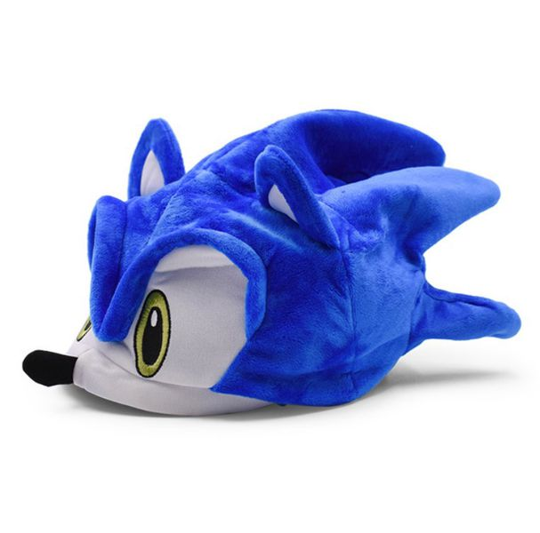 Шапка Соник (Sonic the Hedgehog)