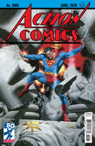 Action Comics #1000 1930's by Steve Rude
