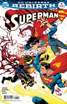 Superman #4 (Rebirth) комикс