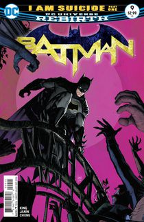 Batman #9 (Rebirth)