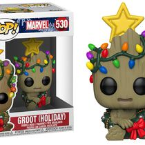 Фигурка Funko POP! Грут Новогодний (Groot - Holiday)