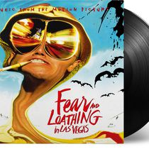 Виниловая пластинка Fear And Loathing In Las Vegas OST 2 LP