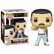 Фигурка Funko POP! Queen - Фредди Меркьюри (Queen - Freddie Mercury Radio Gaga)