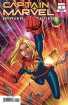 Captain Marvel: Braver & Mightier #1B