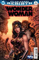 Wonder Woman #3 (Rebirth)