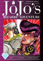 JoJo's Bizarre Adventure. Part 4. Diamond Is Unbreakable Vol. 1