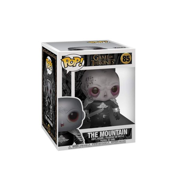Фигурка Funko POP! Игра Престолов - Гора без шлема (Game of Thrones - The Mountain (Unmasked)) изображение 2