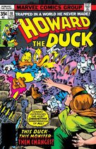 Howard The Duck Vol 1 #18 (1977 г)