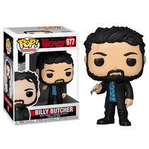 Фигурка Funko POP! Пацаны - Билли Бутчер (The Boys - Billy Butcher)