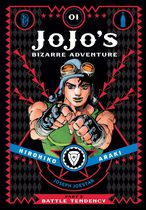 JoJo's Bizarre Adventure. Part 2. Battle Tendency Vol. 1