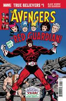 True Believers: Black Widow: Red Guardian #1